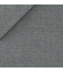 pantaloni da uomo su misura, lanificio subalpino, eco grigio, autunno inverno