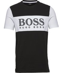 tee 6 t-shirts short-sleeved svart boss