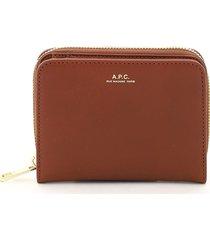 a.p.c. emmanuelle wallet