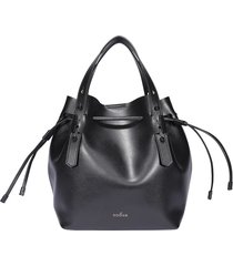 hogan bucket bag