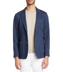 modern soft cotton jacket