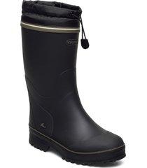 balder vinter regnstövlar skor svart viking