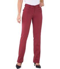 pantalón xuss 11671 vinotinto