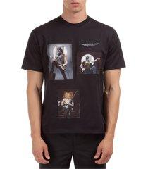 neil barrett the rockstar gods t-shirt