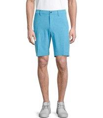 callaway men's stretch shorts - calypso coral - size 42