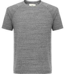 folk nep grey melange t-shirt f2966j