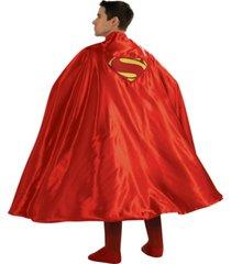 buyseason men's batman v superman- superman deluxe cape
