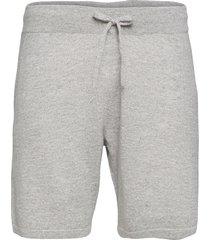 man shorts shorts casual grå davida cashmere