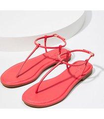 loft modern thong sandals