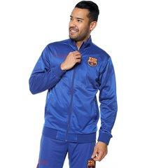 chaqueta azul barcelona