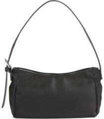 bp. shoulder baguette bag in black at nordstrom