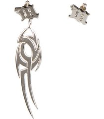 misbhv m tribal earrings