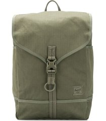herschel supply co. mochila purcell - verde