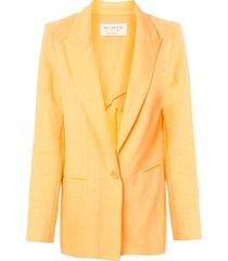 bec + bridge blazer natural woman - laranja
