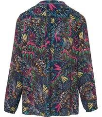 blouse met print van looxent multicolour