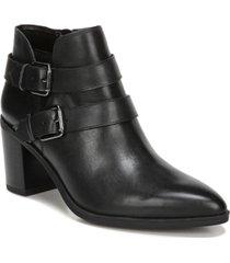 franco sarto buck booties women's shoes