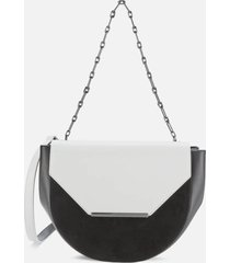 ted baker women's floriie moon shoulder bag - black