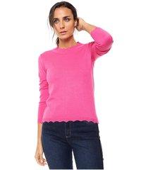 sweater fucsia nano gabrielle