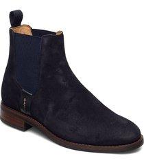 fayy chelsea shoes chelsea boots blå gant
