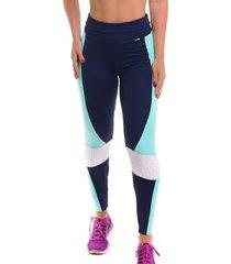 calça legging com proteção solar elegance - sandy