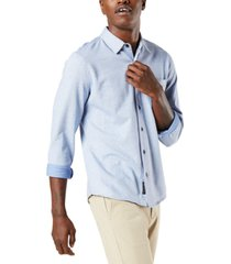 dockers men's alpha regular-fit shirt, created for macy's
