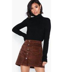 only onlamazing hw corduroy skirt pnt no midikjolar