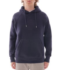 c17 hooded sweatshirt - navy - swtf002
