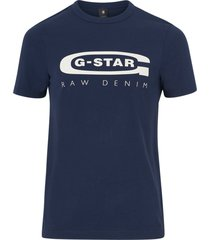 t-shirt graphic 4 r t s/s, slim fit