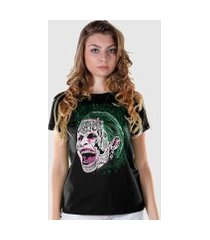 camiseta dc comics bandup! esquadrão suicida the joker prince of crime