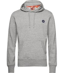 collective hood ub hoodie trui grijs superdry