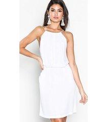 samsøe samsøe willow short dress 5687 loose fit white