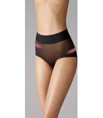 mutandine sheer touch control panty