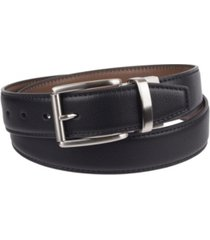 dockers reversible dress men's belt with comfort stretch