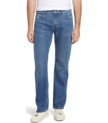 men's 7 for all mankind austyn relaxed fit jeans, size 32r - blue