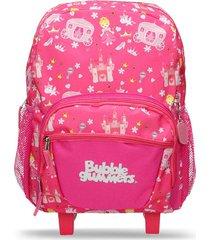 maletin escolar rosado bata urbana