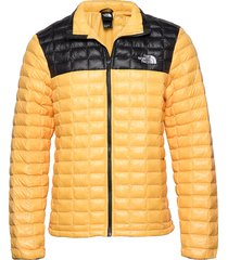 m tball eco jkt outerwear sport jackets geel the north face