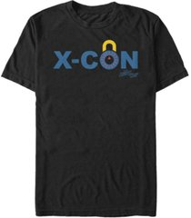 marvel men's ant-man and the wasp x-con short sleeve t-shirt