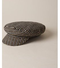 wyeth women's katie ruth hat in black/brown