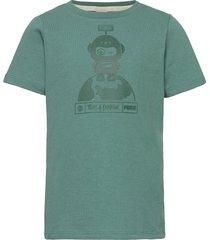 t4c tee t-shirts short-sleeved grön puma