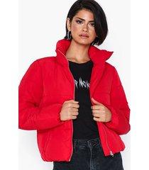jacqueline de yong jdyerica short padded jacket otw no dunjackor