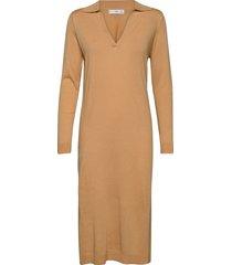 high dresses knitted dresses brun mango