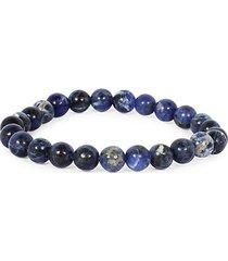 rare tanzanian sodalite bracelet