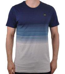 camiseta rvca sin fade masculina