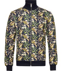ballier fleur-de-lis track jacket sweat-shirt trui multi/patroon les deux
