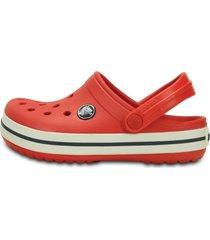 crocs crocs crocband kids vermelho