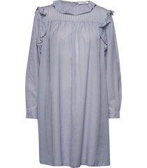 sonia dress kort klänning blå nué notes