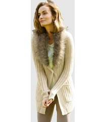 vest paola lichtbruin::taupe