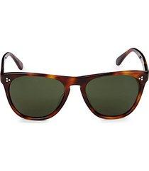 daddy b 55mm square sunglasses