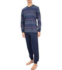 pastunette pyjama streep met boord