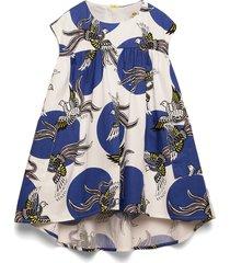 jahnaelle jurk multi/patroon kenzo